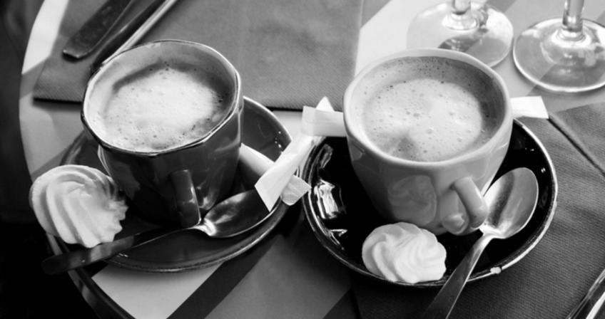 Marjolein - koekje koffie